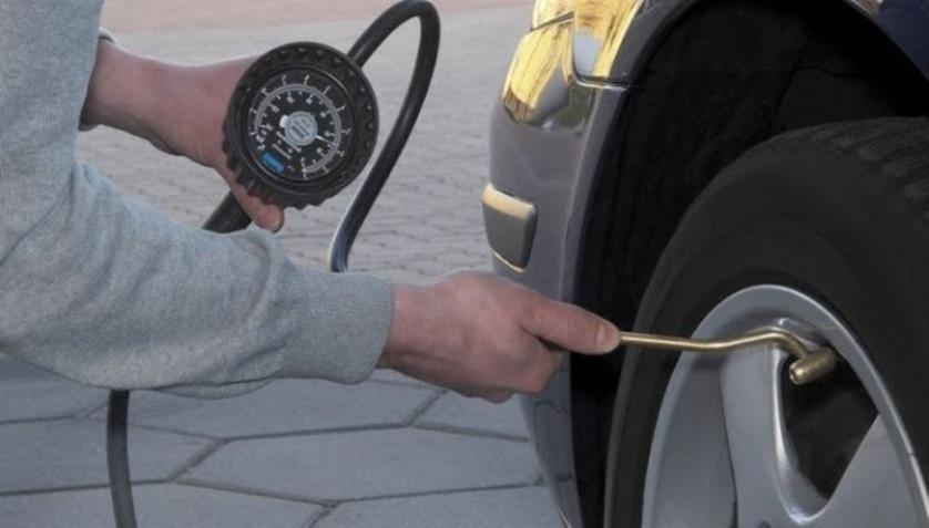 Otomobillerde Lastik Hava Basıncı Değeri