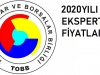 2020 yılı ekspertiz fiyatları