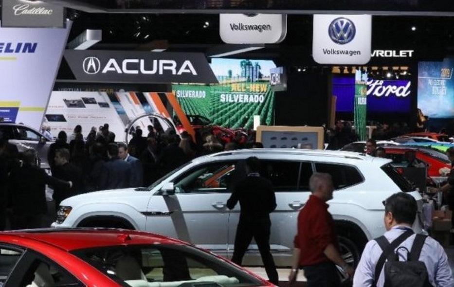 2019 Dünya Otomotiv Fuarları