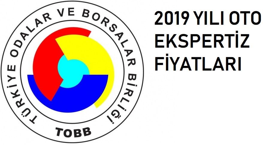 2019 Yılı Oto Ekspertiz Ücretleri