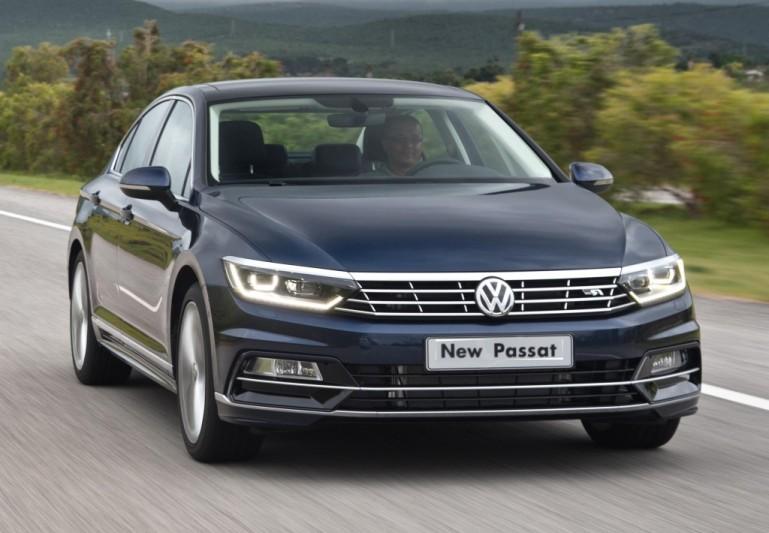 Yeni VW Passat Görücüye Çıktı