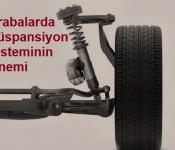Arabalarda Süspansiyon Sistemi ve Önemi